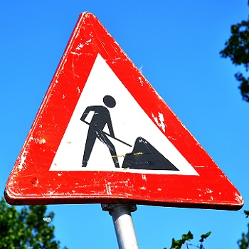 Roadworks - South End starting 11th March 2019