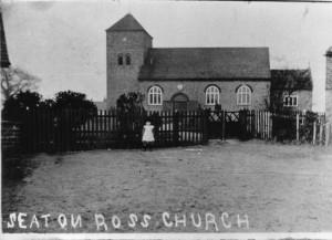 St Edmund's post restoration